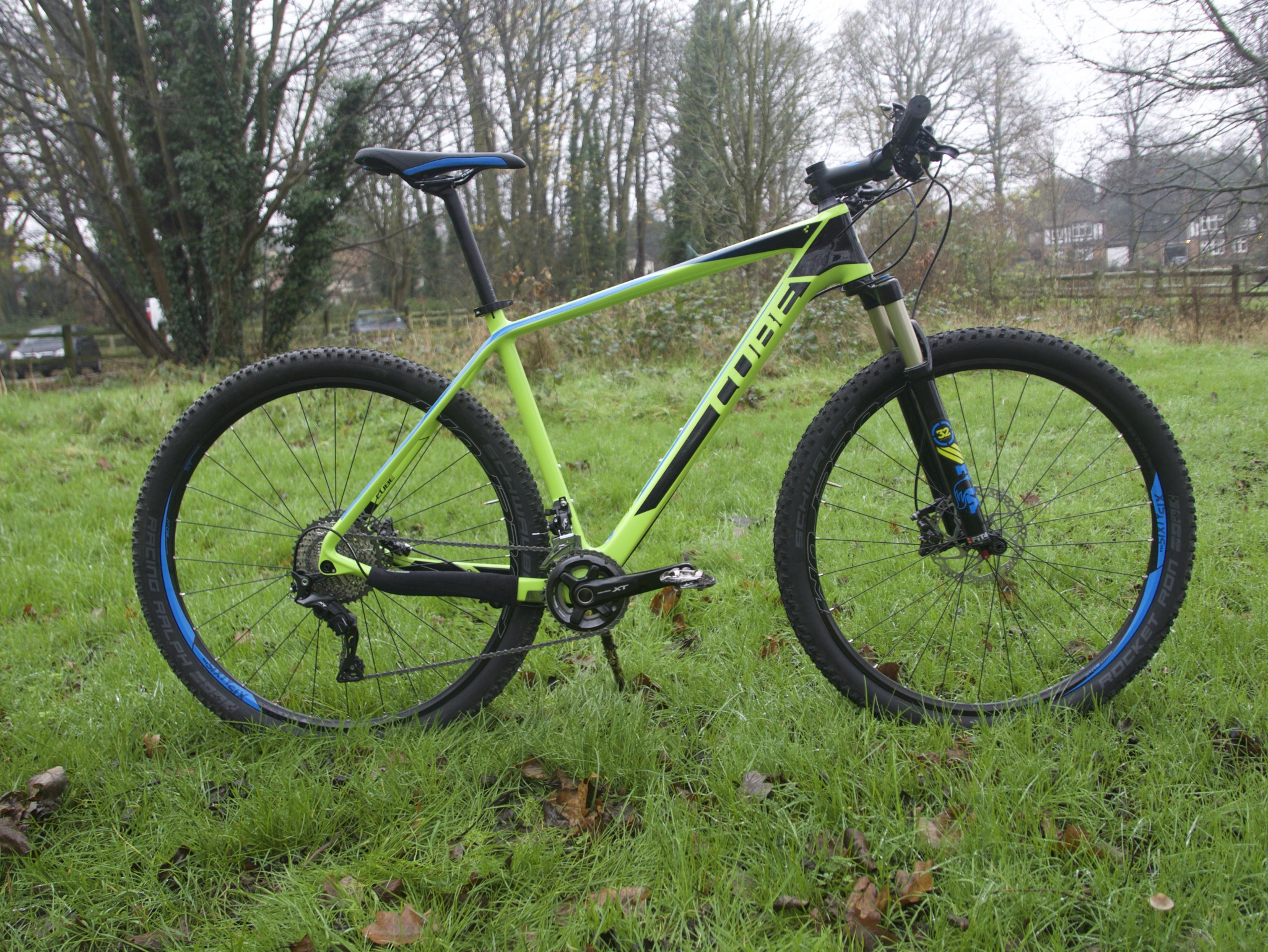 Cube Bikes Reaction Gtc Sl 29 2016 Reviews 187 Bikes