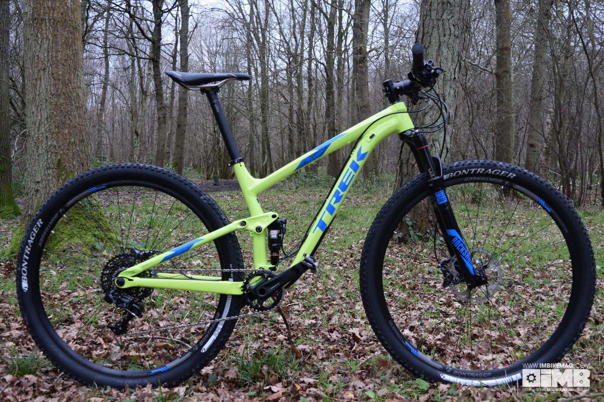 Trek Bikes Top Fuel 9 2016 | Reviews » Bikes » XC Bikes ...
