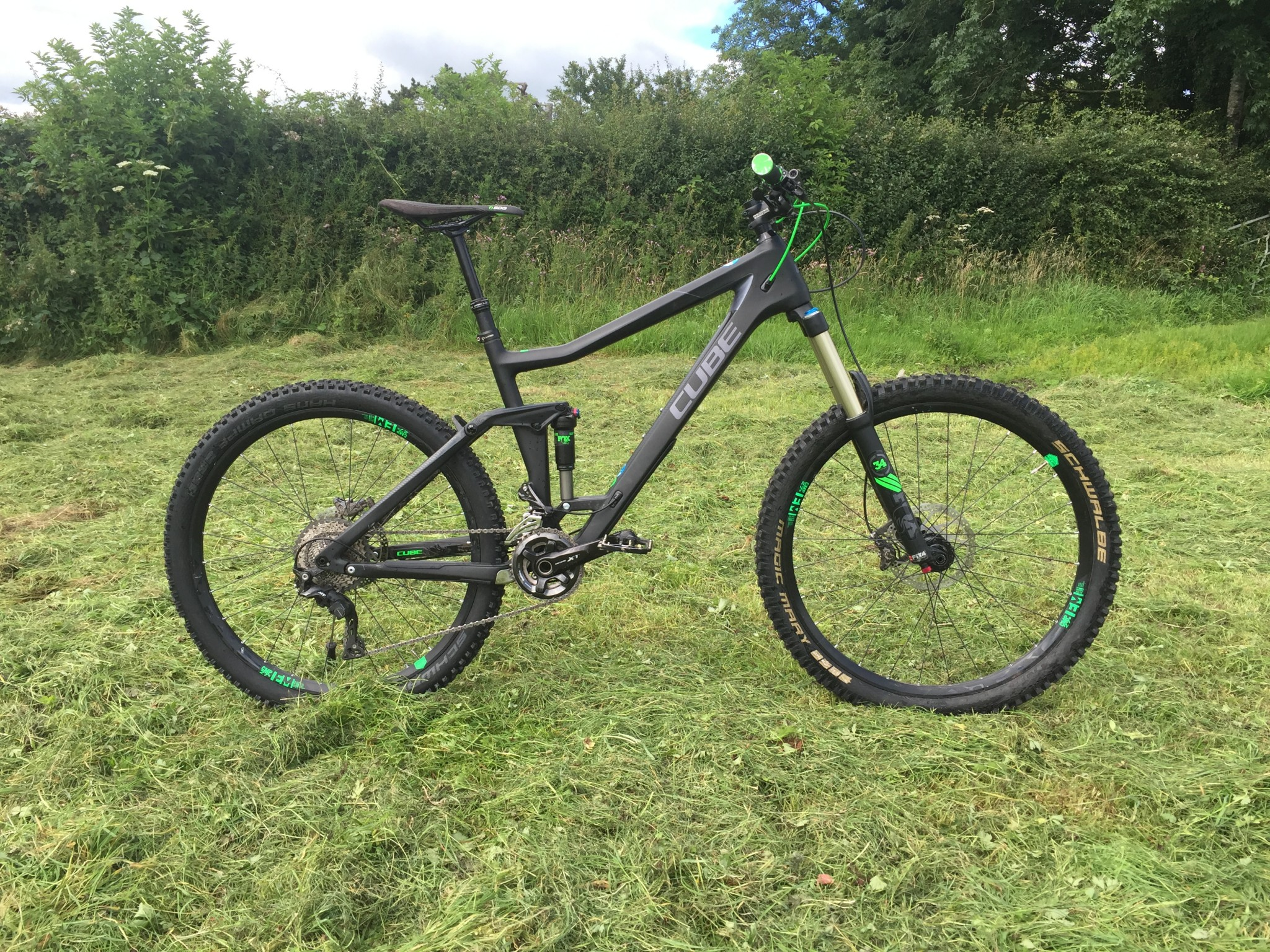 5630c756514 CUBE Bikes Stereo 160 C:62 Race 27.5 2016 | Mountain Bike Reviews » Bikes »  Enduro Bikes | IMB | Free Mountain Bike Magazine Online