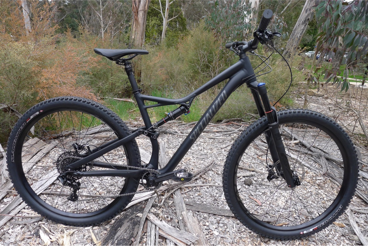 93c866d6767 Specialized Bicycles Stumpjumper FSR Comp 29 2017 | Mountain Bike Reviews »  Bikes » Trail Bikes | IMB | Free Mountain Bike Magazine Online