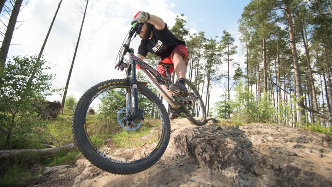 Scottish Newcomer Crowned Mountain Bike Trail Centre Of