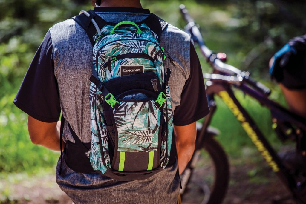 dakine drafter 12l weight loss