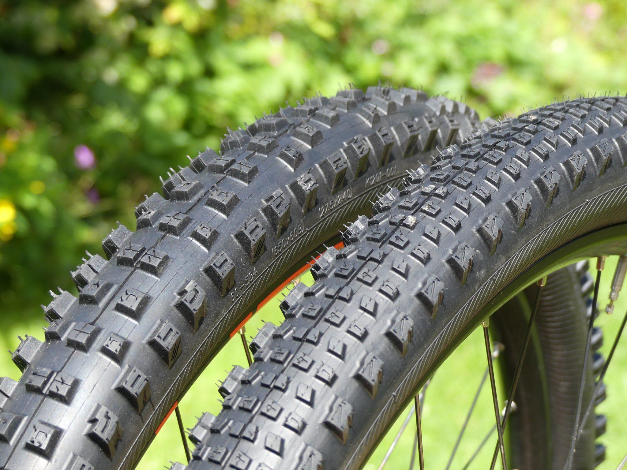 KENDA Helldiver Tubeless Ready Folding Bicycle Tire