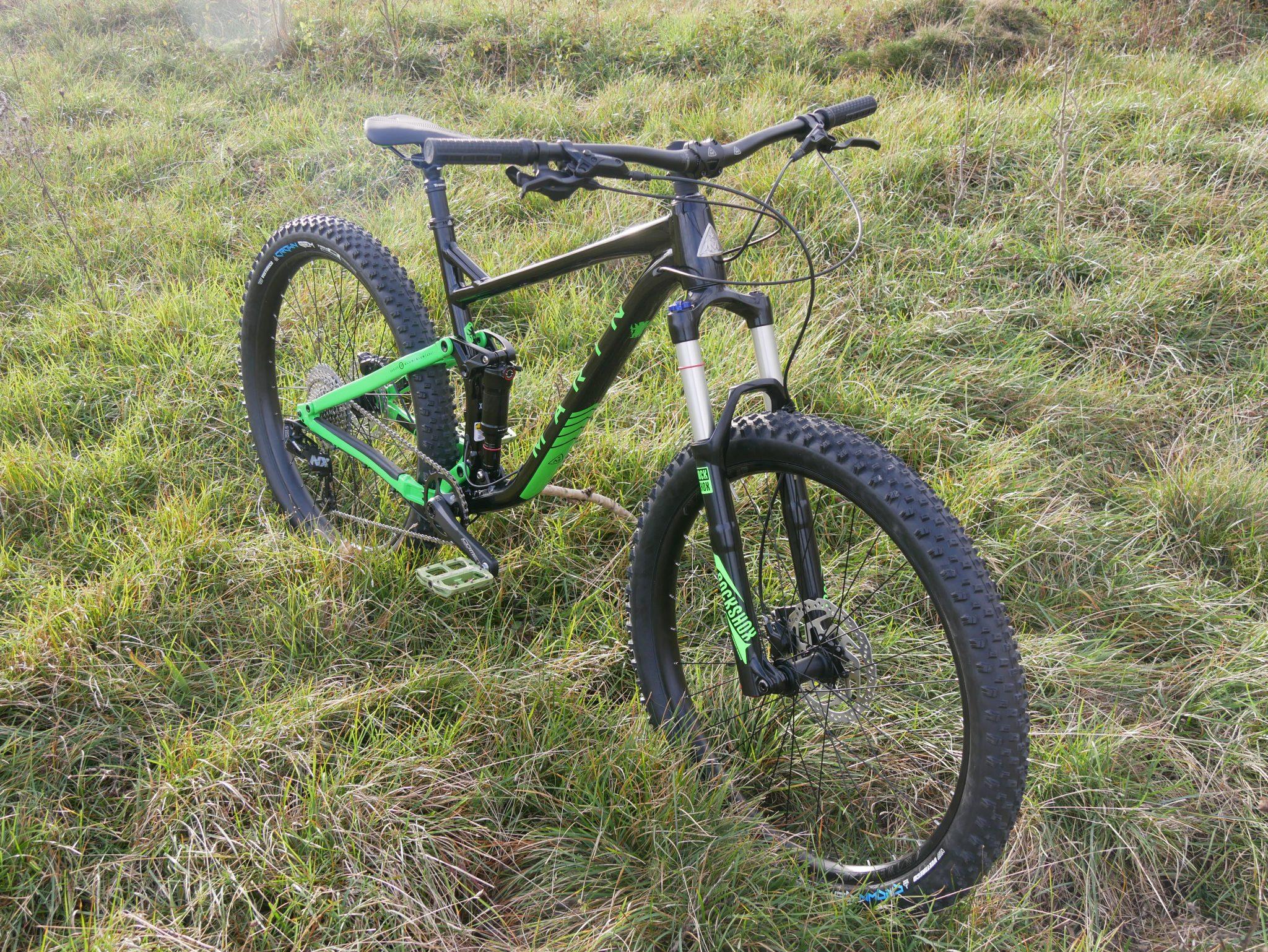 Marin Bikes B17 1 2018   Reviews » Bikes » Trail Bikes   IMB   Free ...
