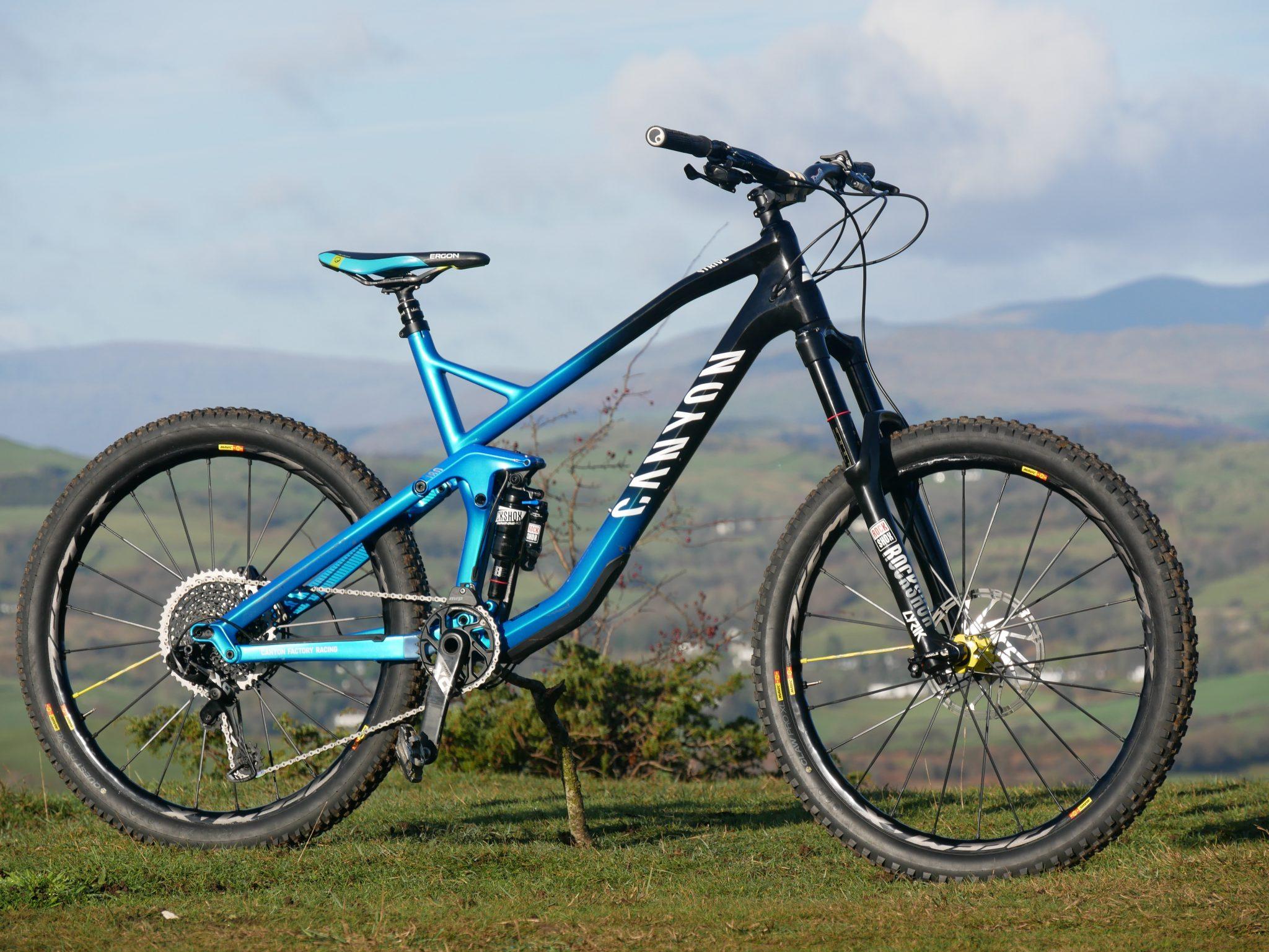 canyon bicycles strive cf 90 team 2018 reviews 187 bikes