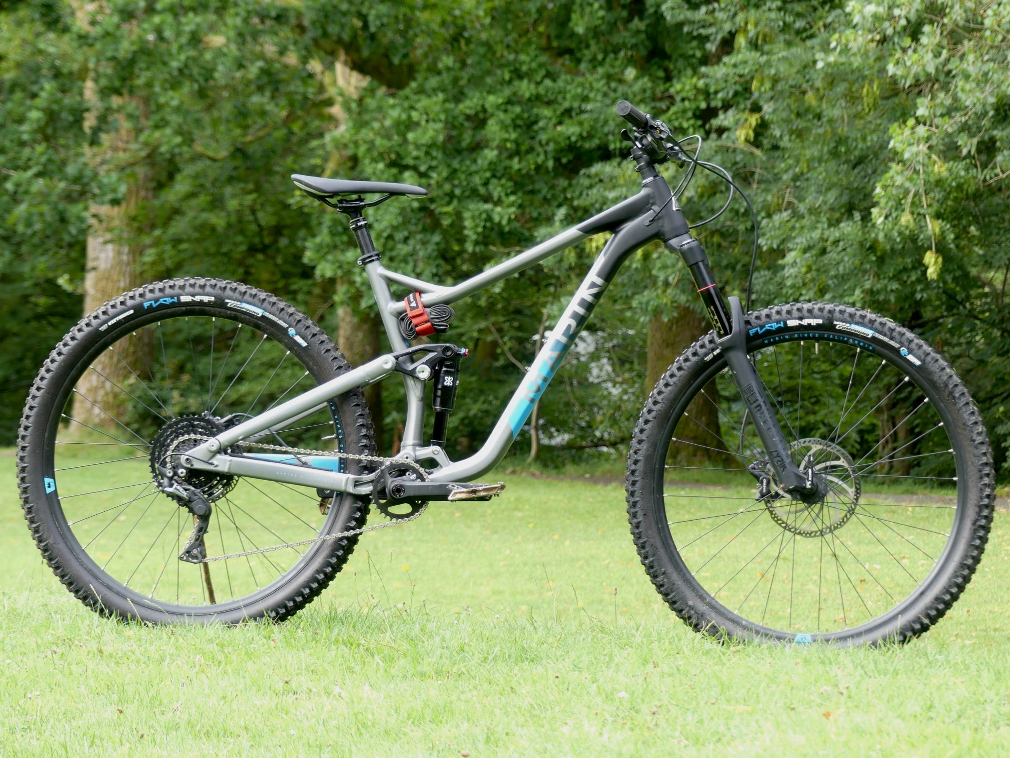 marin bikes alpine trail enduro bike mountain magazine